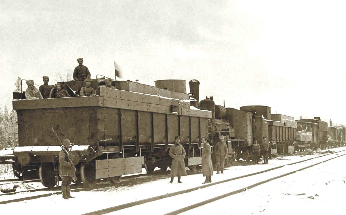 Légio vlak